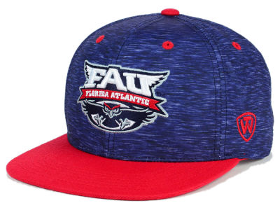 Florida Atlantic Owls Top of the World NCAA Energy 2Tone Snapback Cap