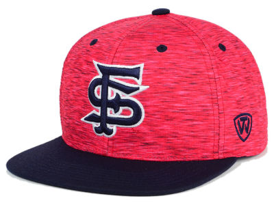 Fresno State Bulldogs Top of the World NCAA Energy 2Tone Snapback Cap