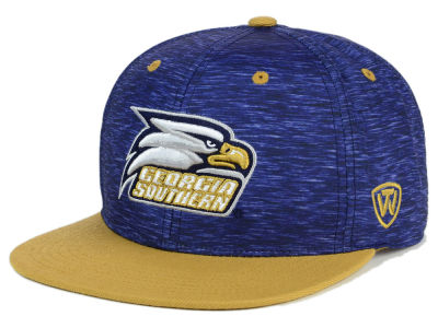 Georgia Southern Eagles Top of the World NCAA Energy 2Tone Snapback Cap