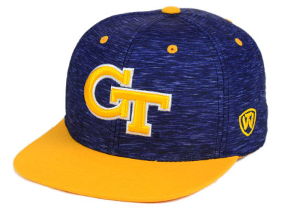 Georgia-Tech Top of the World NCAA Energy 2Tone Snapback Cap