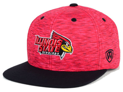 Illinois State Redbirds Top of the World NCAA Energy 2Tone Snapback Cap