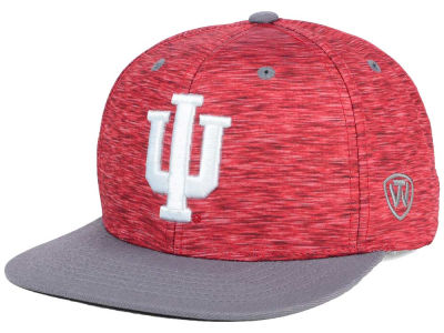 Indiana Hoosiers Top of the World NCAA Energy 2Tone Snapback Cap