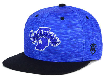 Indiana State Sycamores Top of the World NCAA Energy 2Tone Snapback Cap