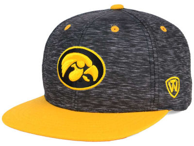 Iowa Hawkeyes Top of the World NCAA Energy 2Tone Snapback Cap