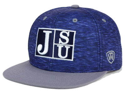 Jackson State Tigers Top of the World NCAA Energy 2Tone Snapback Cap