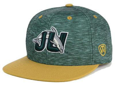 Jacksonville Dolphins Top of the World NCAA Energy 2Tone Snapback Cap