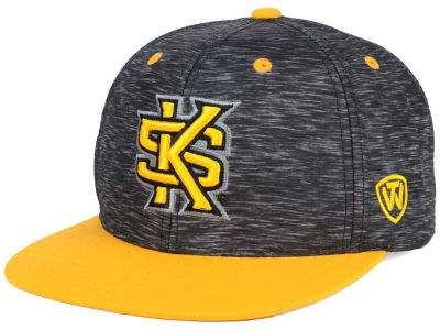 Kennesaw State Owls Top of the World NCAA Energy 2Tone Snapback Cap