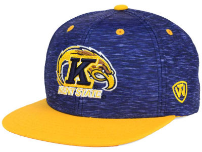 Kent State Golden Flashes Top of the World NCAA Energy 2Tone Snapback Cap