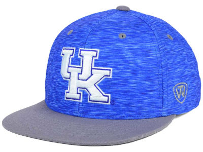 Kentucky Wildcats Top of the World NCAA Energy 2Tone Snapback Cap