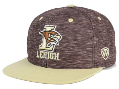 Lehigh Mountain Hawks Top of the World NCAA Energy 2Tone Snapback Cap