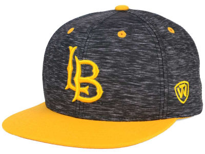 Long Beach State 49ers Top of the World NCAA Energy 2Tone Snapback Cap
