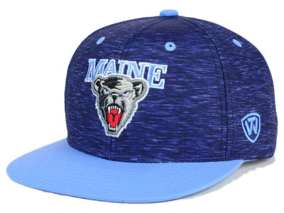 Maine Black Bears Top of the World NCAA Energy 2Tone Snapback Cap