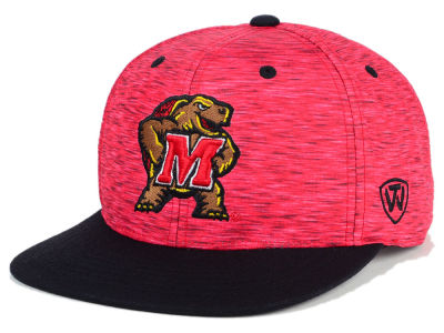 Maryland Terrapins Top of the World NCAA Energy 2Tone Snapback Cap