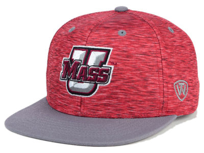 Massachusetts Minutemen Top of the World NCAA Energy 2Tone Snapback Cap