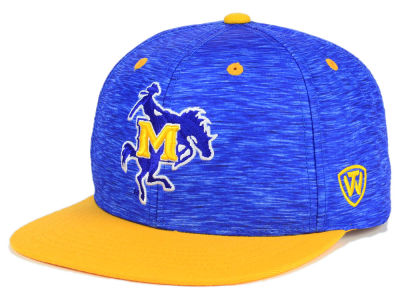 McNeese State Cowboys Top of the World NCAA Energy 2Tone Snapback Cap