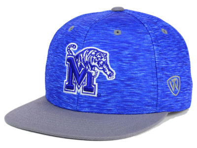 Memphis Tigers Top of the World NCAA Energy 2Tone Snapback Cap