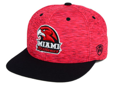 Miami (Ohio) Redhawks Top of the World NCAA Energy 2Tone Snapback Cap