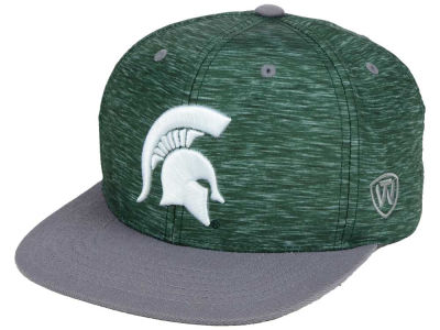 Michigan State Spartans Top of the World NCAA Energy 2Tone Snapback Cap