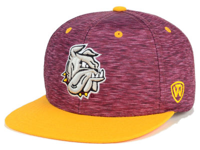 Minnesota Duluth Bulldogs Top of the World NCAA Energy 2Tone Snapback Cap