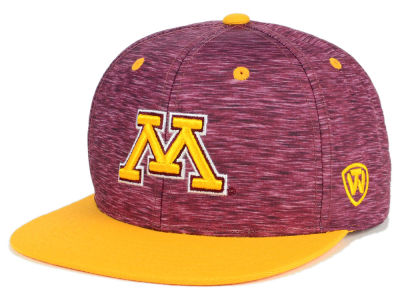 Minnesota Golden Gophers Top of the World NCAA Energy 2Tone Snapback Cap