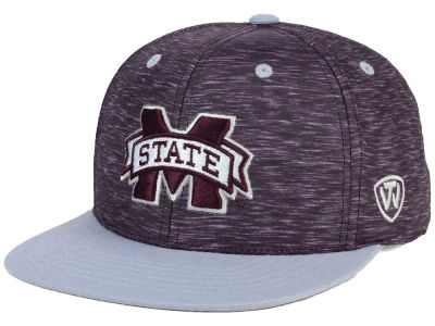 Mississippi State Bulldogs Top of the World NCAA Energy 2Tone Snapback Cap