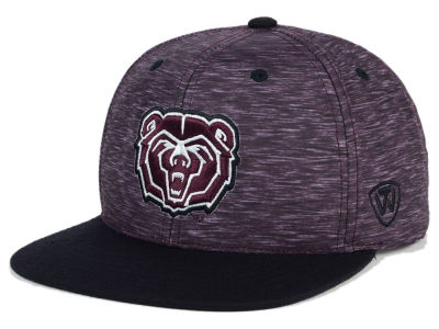 Missouri State Bears Top of the World NCAA Energy 2Tone Snapback Cap