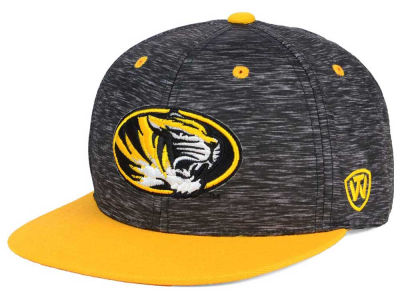 Missouri Tigers Top of the World NCAA Energy 2Tone Snapback Cap
