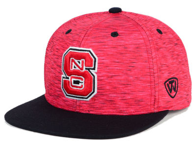 North Carolina State Wolfpack Top of the World NCAA Energy 2Tone Snapback Cap