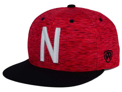 Nebraska Cornhuskers Top of the World NCAA Energy 2Tone Snapback Cap