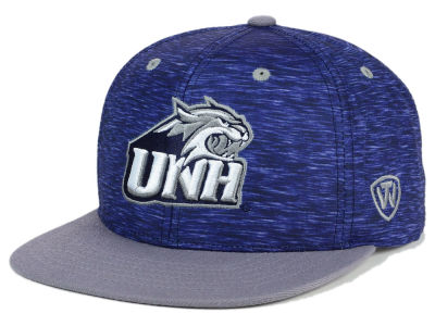 New Hampshire Wildcats Top of the World NCAA Energy 2Tone Snapback Cap
