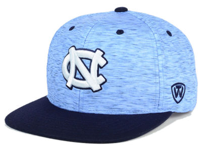 North Carolina Tar Heels Top of the World NCAA Energy 2Tone Snapback Cap