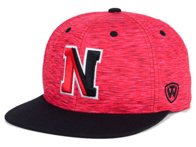 Northeastern Huskies Top of the World NCAA Energy 2Tone Snapback Cap