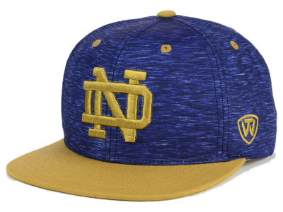 Notre Dame Fighting Irish Top of the World NCAA Energy 2Tone Snapback Cap