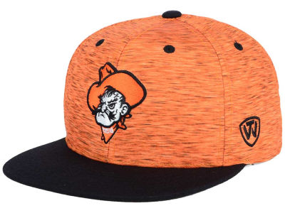 Oklahoma State Cowboys Top of the World NCAA Energy 2Tone Snapback Cap