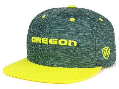 Oregon Ducks Top of the World NCAA Energy 2Tone Snapback Cap