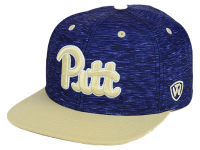 Pittsburgh Panthers Top of the World NCAA Energy 2Tone Snapback Cap