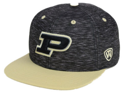 Purdue Boilermakers Top of the World NCAA Energy 2Tone Snapback Cap