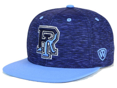 Rhode Island Rams Top of the World NCAA Energy 2Tone Snapback Cap
