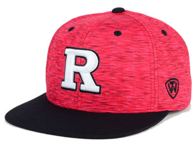 Rutgers Scarlet Knights Top of the World NCAA Energy 2Tone Snapback Cap