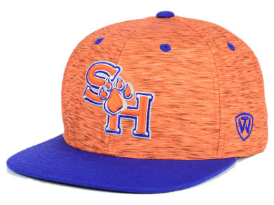 Sam Houston State Bearkats Top of the World NCAA Energy 2Tone Snapback Cap