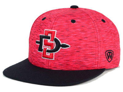 San Diego State Aztecs Top of the World NCAA Energy 2Tone Snapback Cap
