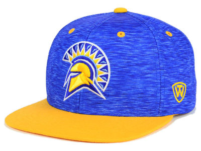 San Jose State Spartans Top of the World NCAA Energy 2Tone Snapback Cap