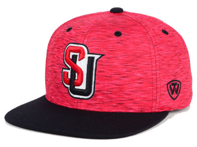 Seattle Redhawks Top of the World NCAA Energy 2Tone Snapback Cap