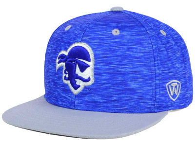 Seton Hall Pirates Top of the World NCAA Energy 2Tone Snapback Cap