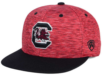 South Carolina Gamecocks Top of the World NCAA Energy 2Tone Snapback Cap
