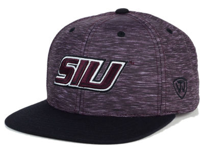 Southern Illinois Salukis Top of the World NCAA Energy 2Tone Snapback Cap