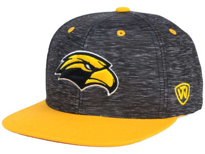 Southern Mississippi Golden Eagles Top of the World NCAA Energy 2Tone Snapback Cap
