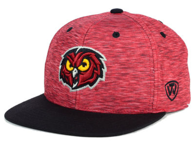 Temple Owls Top of the World NCAA Energy 2Tone Snapback Cap