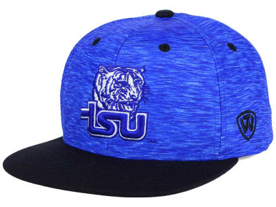 Tennessee State Tigers Top of the World NCAA Energy 2Tone Snapback Cap