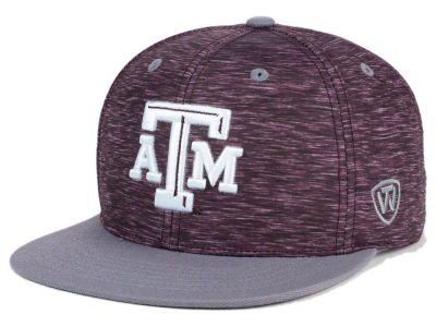 Texas A&M Aggies Top of the World NCAA Energy 2Tone Snapback Cap